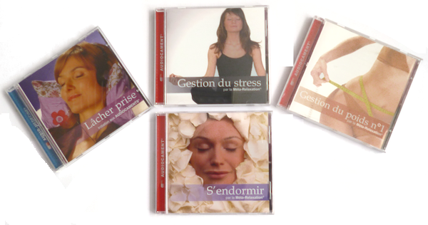 Commander des CD Auto-Hypnose pour s'initier à la relaxation et aux méditations guidées