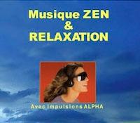 CD de musique ZEN & Relaxation BIOSPHÈRE